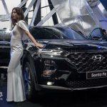 Hyundai Santafe 2019 chính thức ra mắt thị trường Việt Nam từ tháng 01/2019