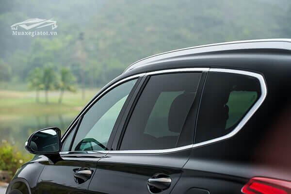 kinh hyundai santafe 2019 muaxegiatot vn 25 1 - Đánh giá xe Hyundai Santafe 2021: Đối thủ đua top cùng Sorento, Fortuner, Everest