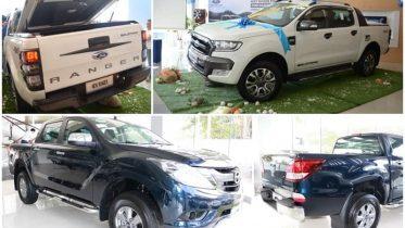 Nên mua xe bán tải Ford Ranger hay Mazda BT50 tại Việt Nam